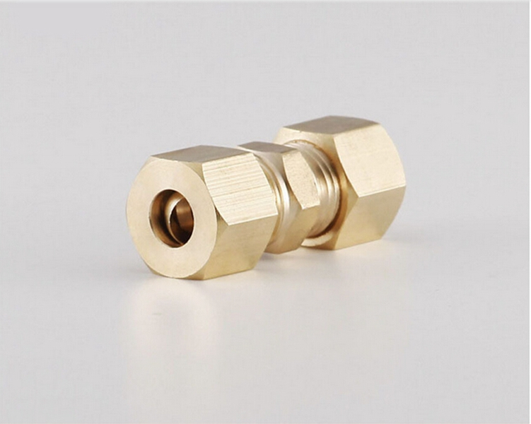 Custom Cnc Machining Parts Brass Turning Parts 1