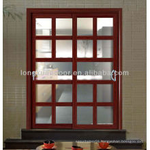 Glass French Window Grills Design, Kitchen Doors of Quality Aluminum and Glass