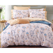 100% Cotton Combat Sateen Bedding Reaktif Dicetak