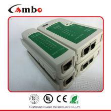 Multímetro de red caliente pon de la calidad superior con el probador del cable Poder de batería flexible de la charla