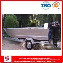 Barco de aluminio pop, limpio y duradero (VL16)