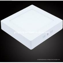 Теплый и холодный белый квадратный ультратонкий свет панели Сид 12w (ГХ-ПБД-52)