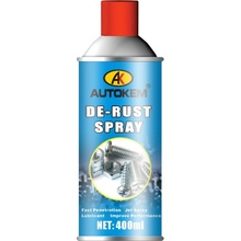 Aerosol Lubricant, Rust Proof Spray