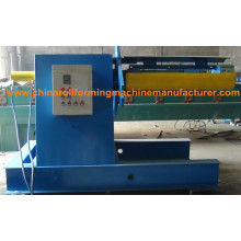 5Tons Hydraulic Automatic Decoiler Machine