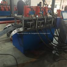 Volle automatische Purlin-Rolle des Stahl-C, die Maschine bildet
