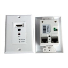 30m HDMI Over Dual UTP (Cat5e/6) Cable Wallplate Extender