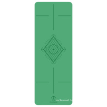 Yugland All Natural Eco Friendly PU and Rubber Workout / yoga mats