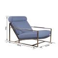 Sehr komfortabler neuer Design Milo Lounge Chair
