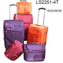 Fashion Travel Trolley Luggage Bag for Sports, Leisure