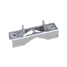 Изготовление листового металла OEM / ODM / Изготовление на заказ металлических скоб / сервис лазерной резки