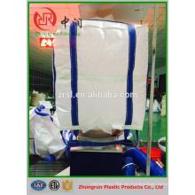 Bolso grande del envase del bolso a granel del u-panel de las bolsas de plástico pesadas de 2 toneladas