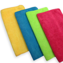 Customized Microfiber Cloths Car Cleaning