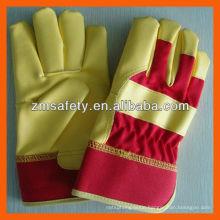 Children PU Leather Garden Work Gloves