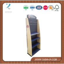 Customized Wooden Display Rack for Retail Shop