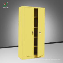 Дешевые Горячие Продажи Стальной Офисное Оборудование Офисная Мебель Файл Шкаф Для Хранения