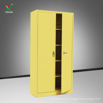 Armário de armazenamento de aço barato do arquivo da mobília de escritório do equipamento de escritório da venda quente