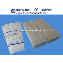 Fournir des sacs en papier à gousset autoclave dentaire par le fournisseur d'anhui
