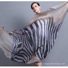 Дамский фанки цифровой печати бесконечность мода платок