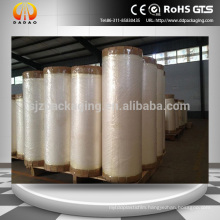 25mic 30mic 35mic BOPP pearlized film /BOPP white opaque film