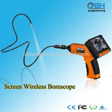 3.5-дюймовый TFT монитор видео-эндоскоп змея бороскоп камеры эндоскопа промышленного 3мм