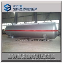 Venta de la fábrica 5000L-120000L ASME 120m3 LPG Petrolero 120000L LPG Tanque de almacenamiento