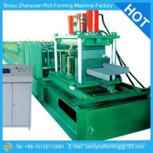Máquina de perfil de aço z, máquina de z purlin, máquina de formação de rolo de forma z