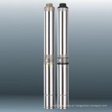 Bomba submergível de 4 polegadas (QJD6 / QJ6), bomba de vários furos da perfuração,