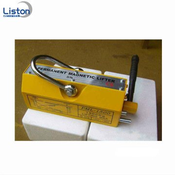 PML Series Manual Magnetic lifter 6Ton in vendita