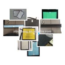 fabricación de filtro de carbón activado condicional de aire Filtro de aire de cabina de carbono