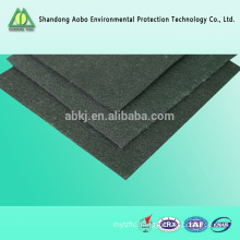 Hot sales Biodegradable, Eco-friendly, good quality 100% charcoal bamboo fiber wadding/felt