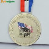 Custom Medal Awards With Soft Enamel