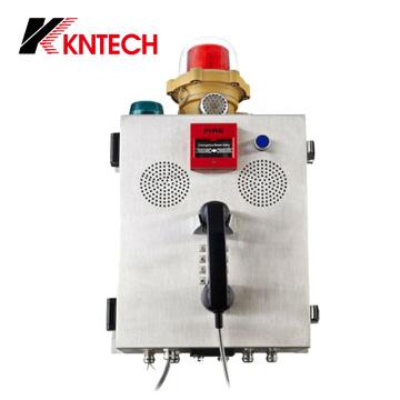 Fire Telephone Knzd-41 Sistemas de comunicación de llamadas de emergencia