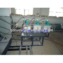 pp sheet extrusion machine