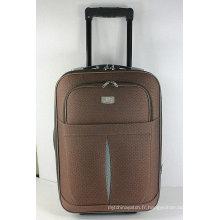 Valise de valise de valise de trolley de voyage doux d'EVA