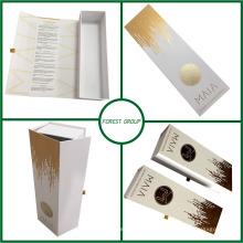 El mejor precio de la venta al por mayor Cusomized Hair Extension Gift Box