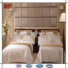 100 Cotton Plain White Bedding Set Wholesale Hotel Supply