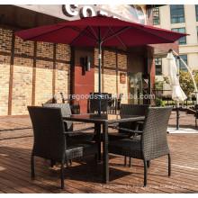 Parasol de jardin en plein air patio marché