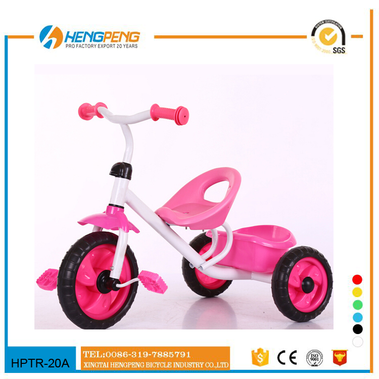 small children tricycle