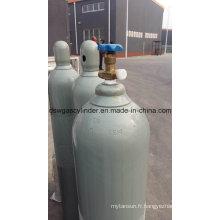 99,999% gaz d'hélium rempli dans le cylindre 40L, pression de remplissage: 150bar