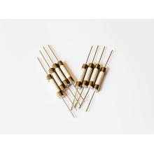 Fusible de tube en céramique 6 * 30 Time-Lag à haute rupture 125V / 250V Rt2-32 (30) (H)