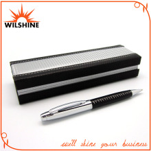 High Quality Leather Ball Pen for Custom Gift Set (BP0036A)