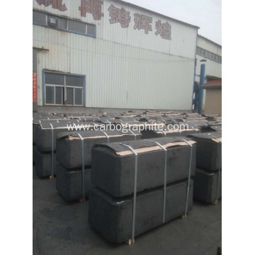 Aluminium Plant used Carbon Anode in electrolytic cell
