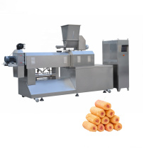 Core Filling Puffs Cereal Snacks Food Machine