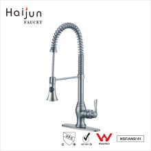Haijun Super Septiembre compra cubierta montada agua fría caliente cromo grifo del grifo del mezclador