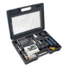 Набор инструментов для установки компьютерной сети с мультимодульным кабельным тестером