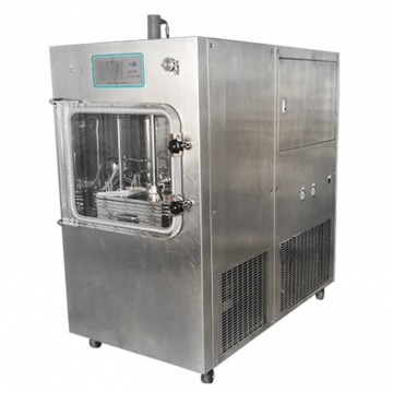 Stainless steel top press freeze dry lyophilizer