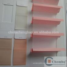 China fabricante shangri-la persianas enrollables para la ventana del coche