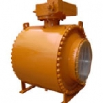 Trunnion Mounted Ball Valve Bw End