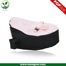 Chaise en velours baby beanbag / canapé-lit bébé étanche
