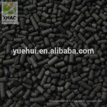Carbone spécial spécial ASTM standard pour la désulfuration et la dénitrification